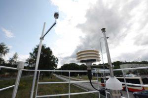 Najnowszym elementem tego systemu jest stacja pomiaru zanieczyszczeń liniowych, zlokalizowana na gdańskiej Matarni, przy ul. Słowackiego.