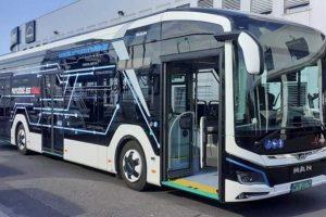 Nowy model autobusu
