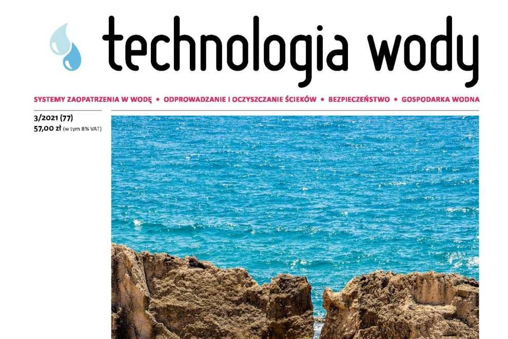 """77 numer """"Technologii Wody"""""""