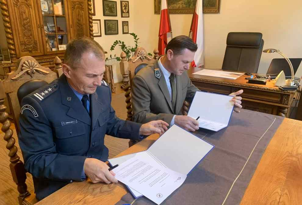 Porozumienie dotyczące współpracy