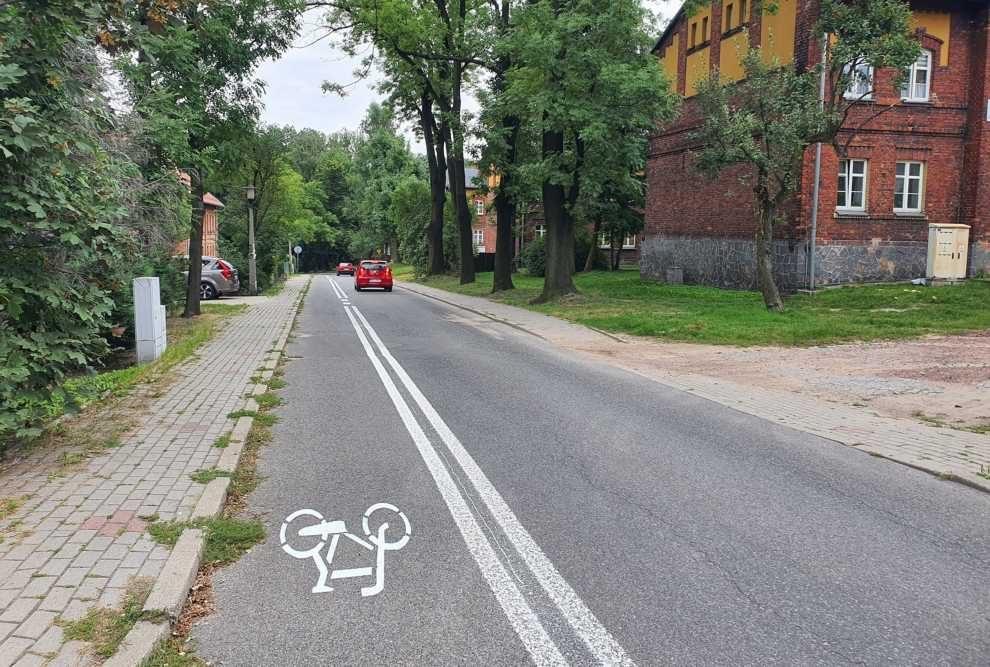 Udogodnienia dla rowerzystów