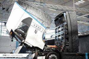 Zakład produkcyjny elektrycznych ciężarówek